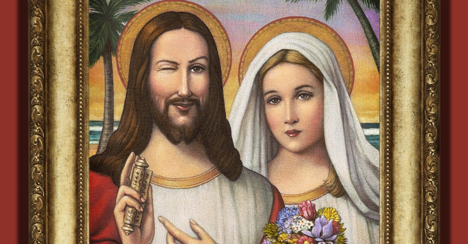 Did Jesus Have A Wife The Atlantic