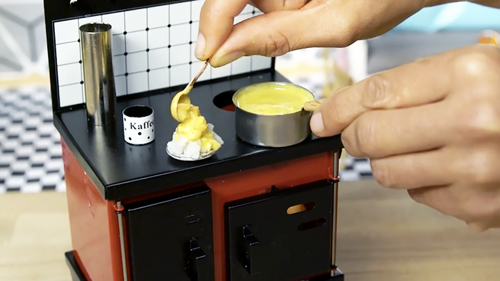 Why Tiny Food Is So Popular In Japan The Atlantic