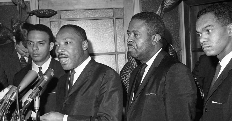 The Fbi And Martin Luther King The Atlantic