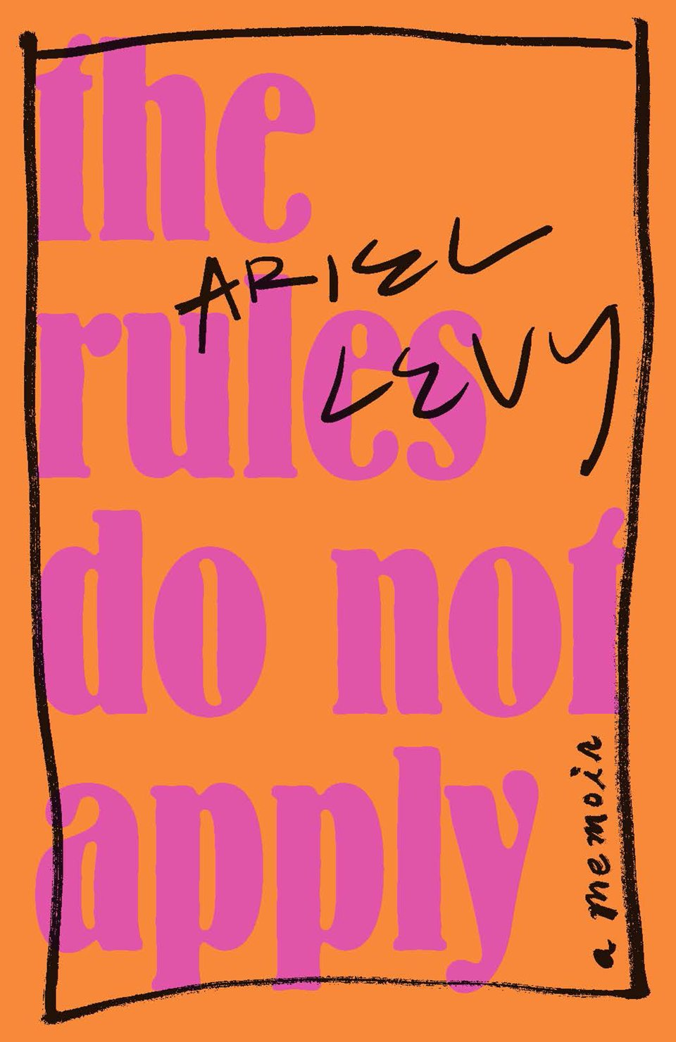 Image result for the rules do not apply book