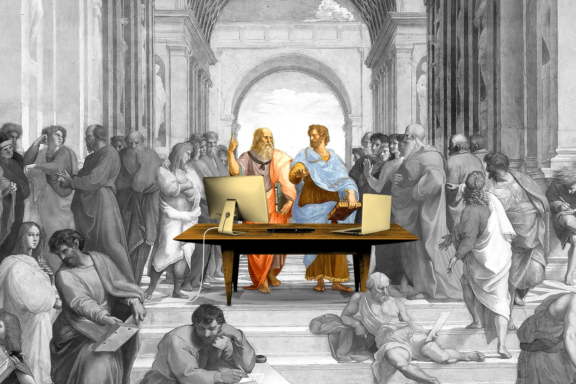 how aristotle created the computer the atlantic