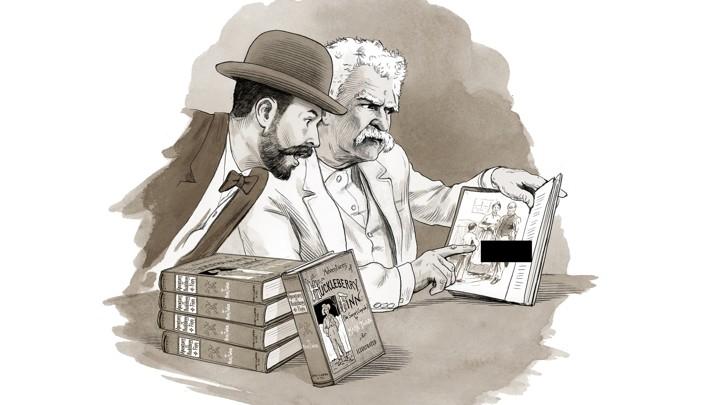 X Rated Twain The Atlantic