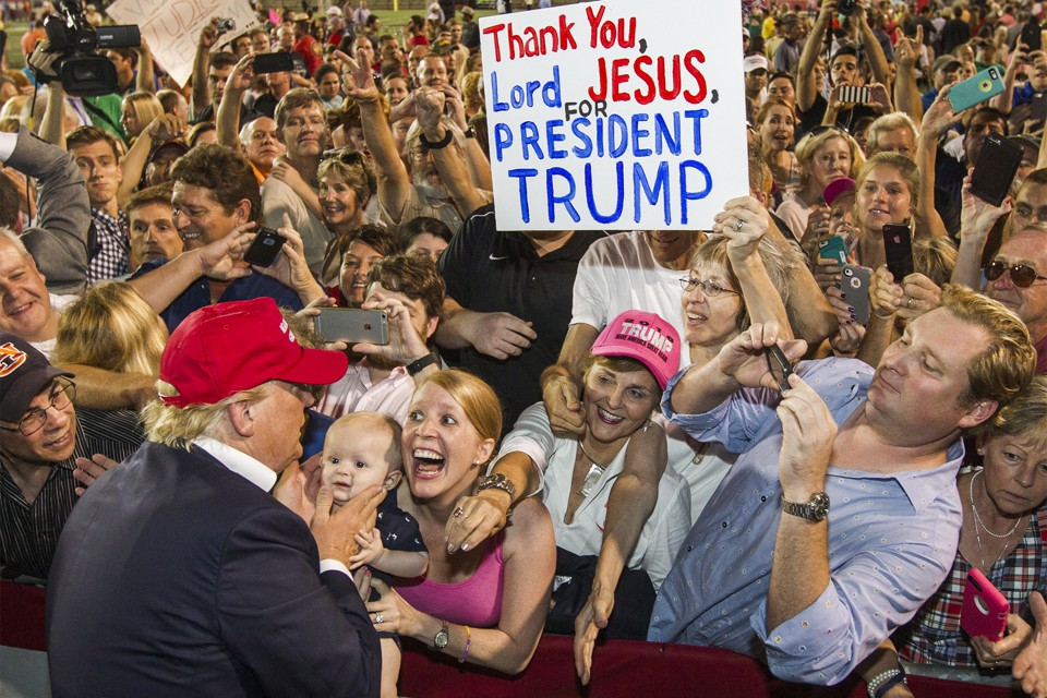 Image result for photos of evangelicals working with Trump in the White House
