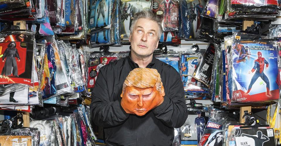 Alec Baldwin Gets Under Trump S Skin The Atlantic