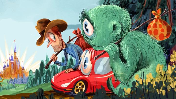 How Pixar Lost Its Way - The Atlantic - Pocket