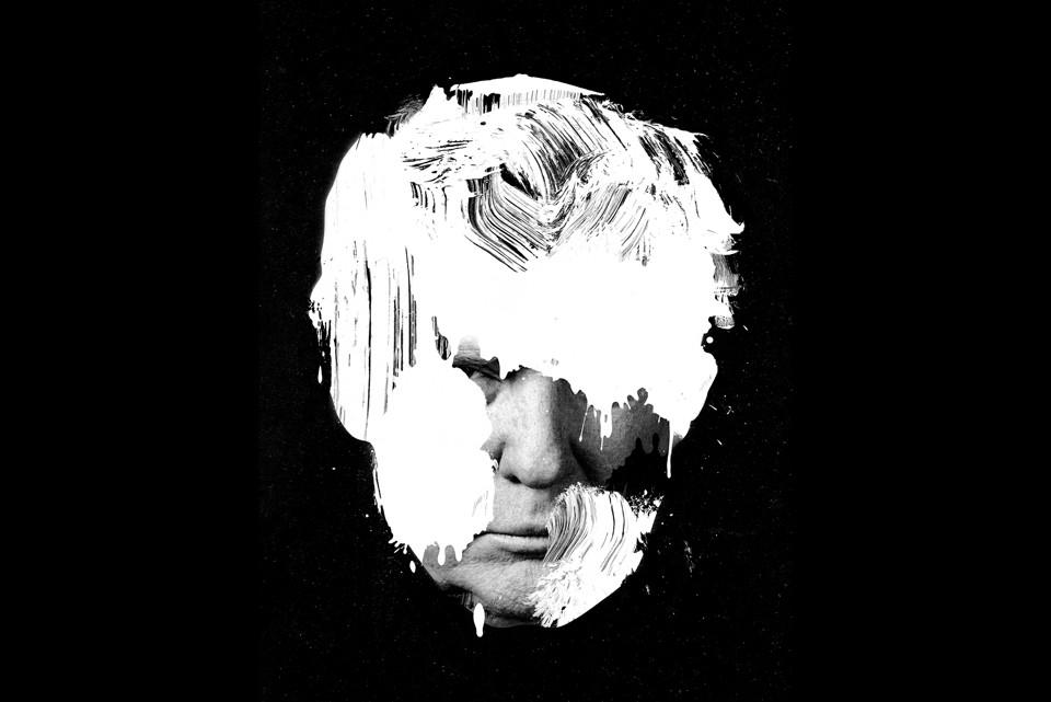 чёрный белый картинки