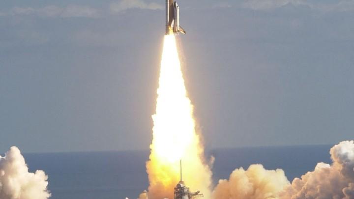 Image result for Kommunikation und das Columbia Space Shuttle!