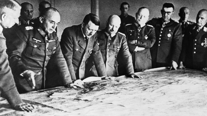 Hitlers path of domination
