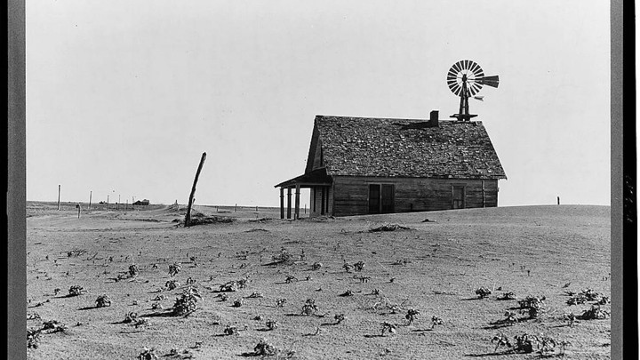 Letters From the Dust Bowl - The Atlantic b4ee9d2ed8f60