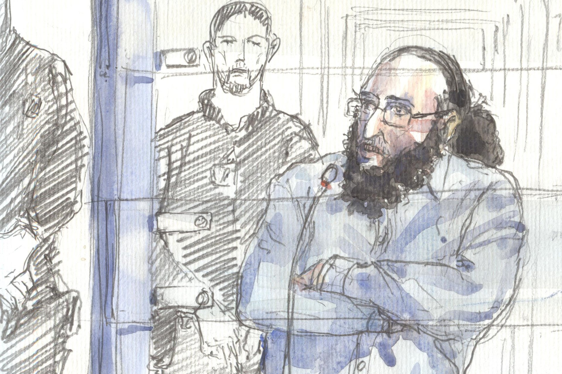 A Terrorist S Brother And France On Trial The Atlantic
