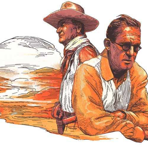 59f35aeddb65da How John Wayne Became a Hollow Masculine Icon - The Atlantic