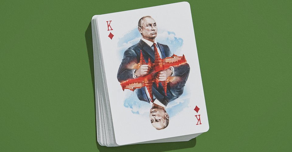 What Putin Really Wants The
