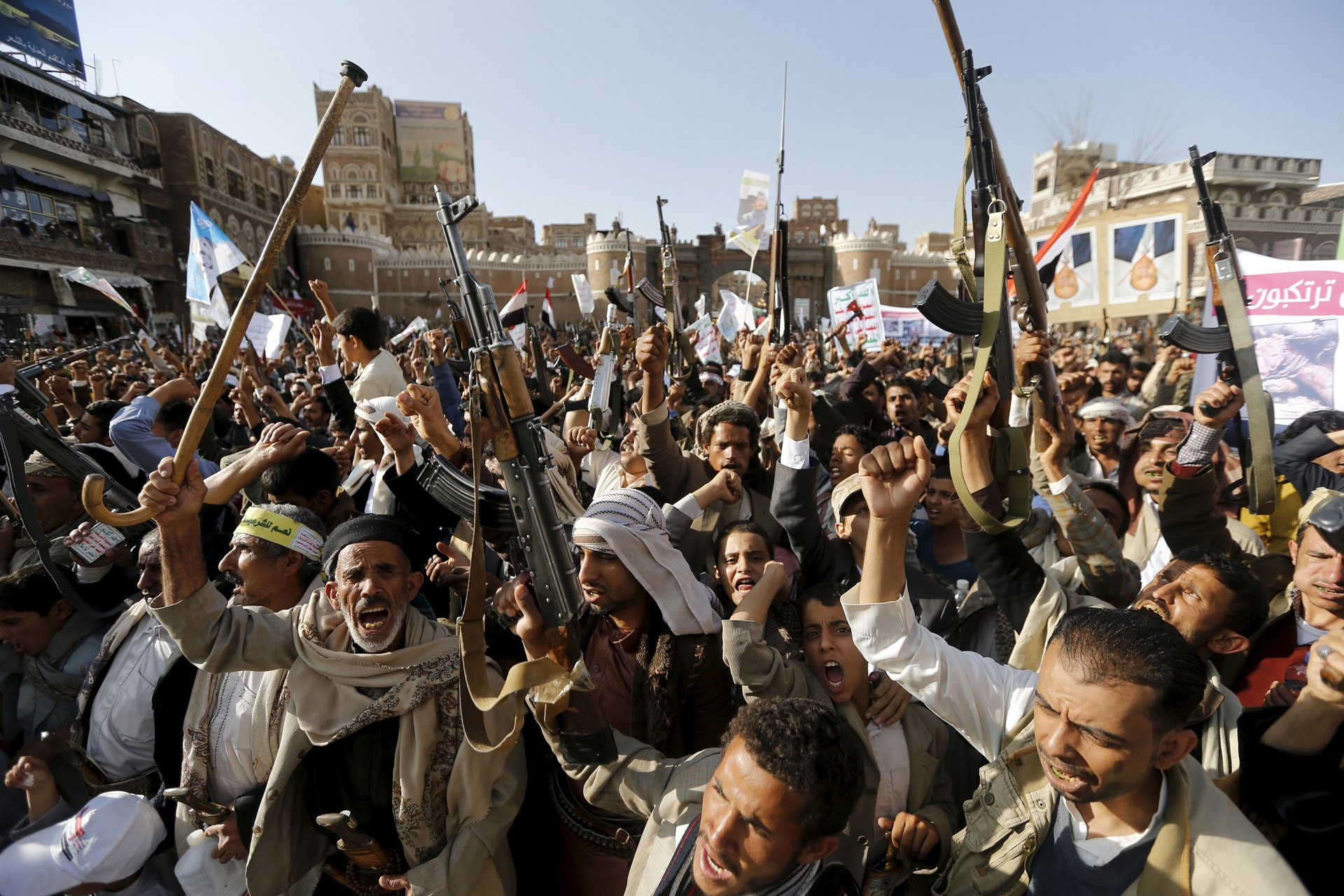 Household Chaos Makes Bringing Up >> The War In Yemen And The Making Of A Chaos State The Atlantic