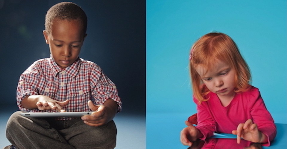 Study Links Frequent Gadget Use To >> The Touch Screen Generation The Atlantic