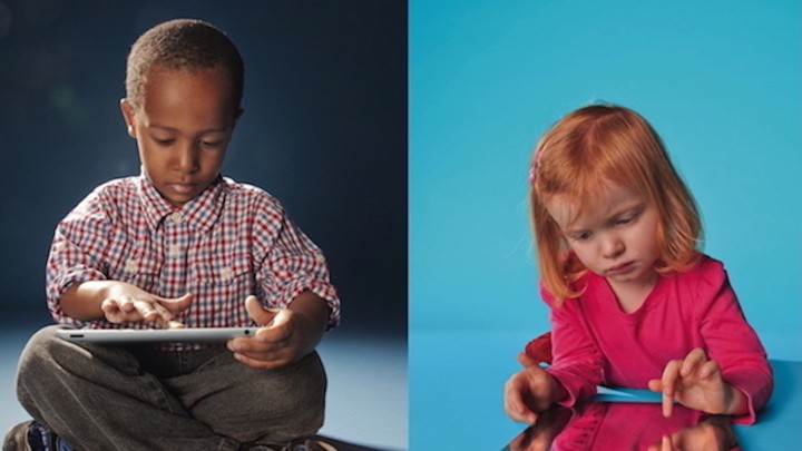 seven myths about young children and technology
