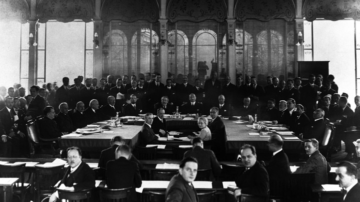 which statement is true of the league of nations