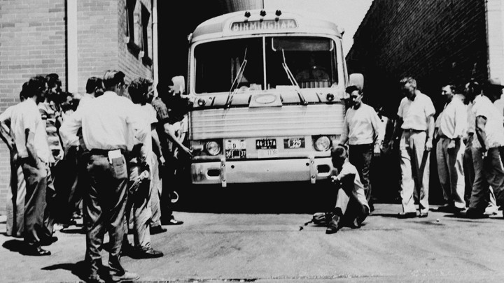 The Freedom Rides Revisited - The Atlantic
