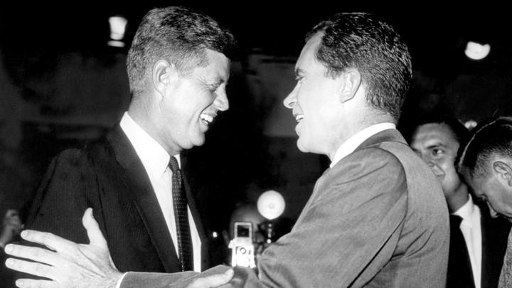 Kennedy And Nixon The Atlantic