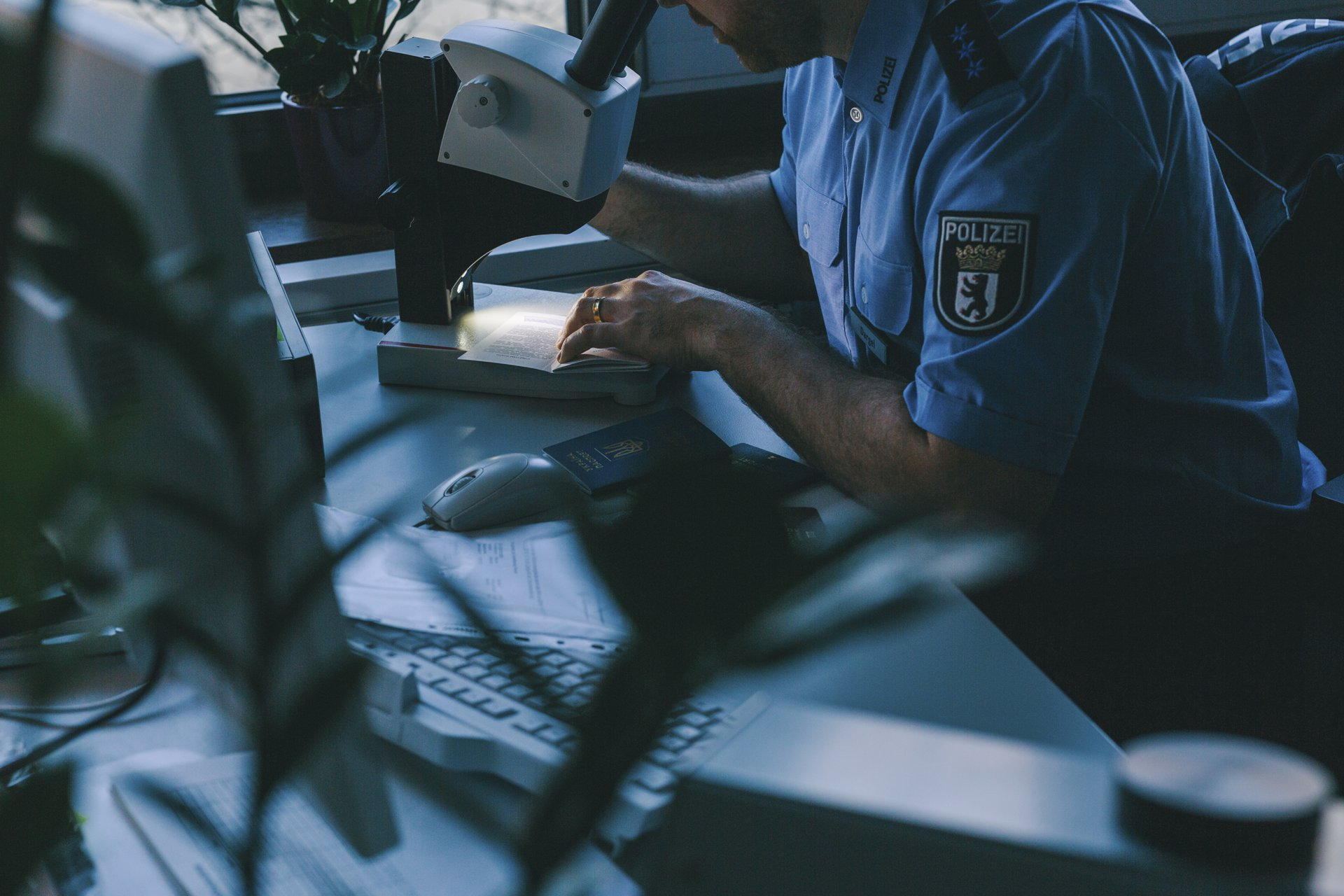 Germanys Refugee Detectives The Atlantic
