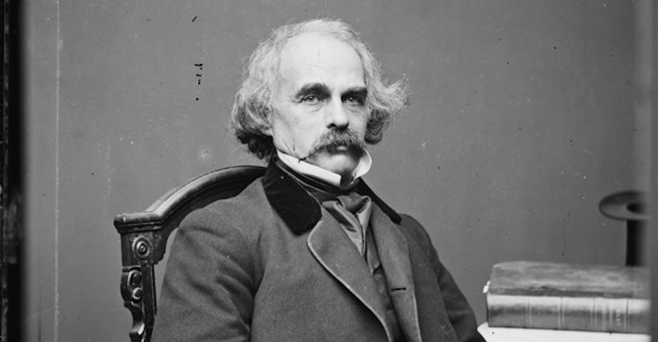 The Scarlet Letter By Nathaniel Hawthorne Reviewed The Atlantic