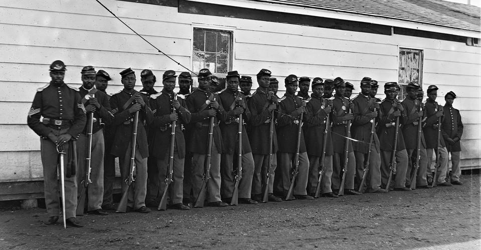 Ta Nehisi Coates Why Do So Few Blacks Study The Civil War