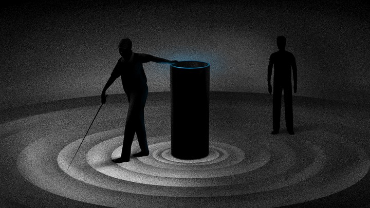 Alexa Is a Revelation for the Blind - The Atlantic