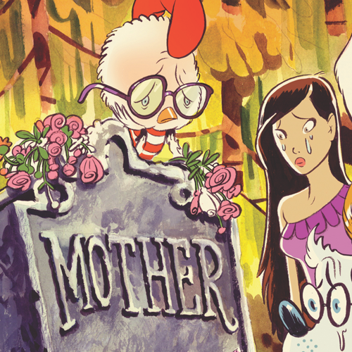 Why Are All the Cartoon Mothers Dead? - The Atlantic