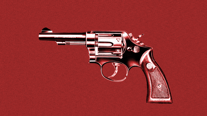 The Story Of A Gun The Atlantic