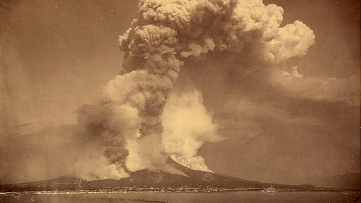 The Volcanic Eruption of Krakatoa - The Atlantic