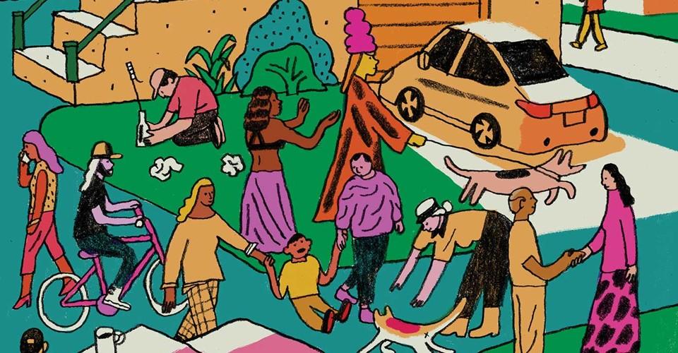 What Nextdoor Reveals About America - The Atlantic