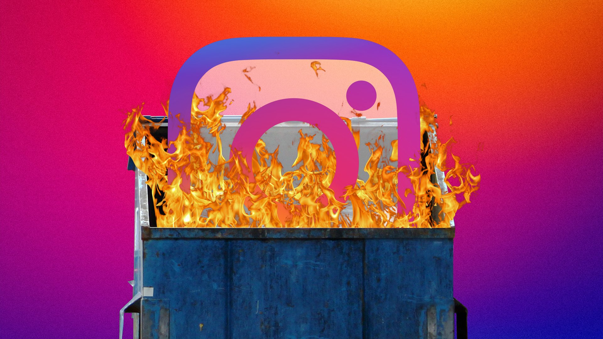 Instagram Has a Massive Harassment Problem - The Atlantic