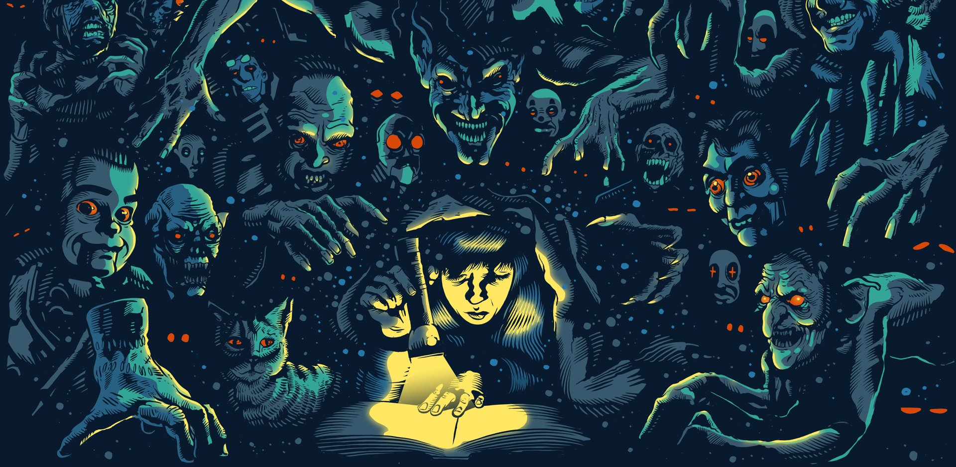 R  L  Stine Still Loves to Terrify Children - The Atlantic