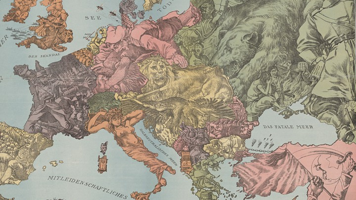 Redrawing the Map of Europe - The Atlantic on map of asia, map of continents, map of austria hungary 1850, map of great britain, map of africa, map of native american tribes in 1700s, map from europe, map of italy, map of napoleon's empire, map of germany, map of australia, map of european countries, map of austro-hungarian empire before 1910, map of east prussia in 1937, map of hungary before wwi, map of england, map of ancient middle east, map of eruope,