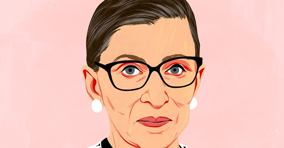 784c1dd7 The Irony of Modern Feminism's Obsession With Ruth Bader Ginsburg
