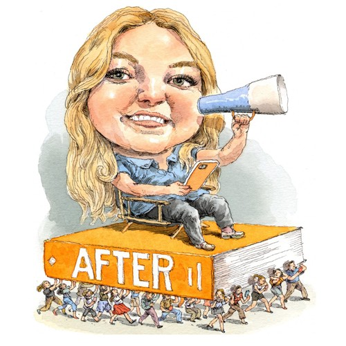 5c7d51a350282 Anna Todd's 'After' Is a Crowd-Sourced Sensation - The Atlantic