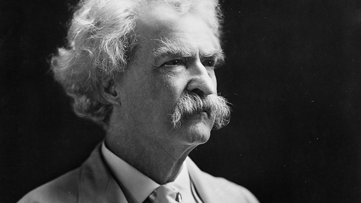 The Adventures Of Mark Twain The Atlantic