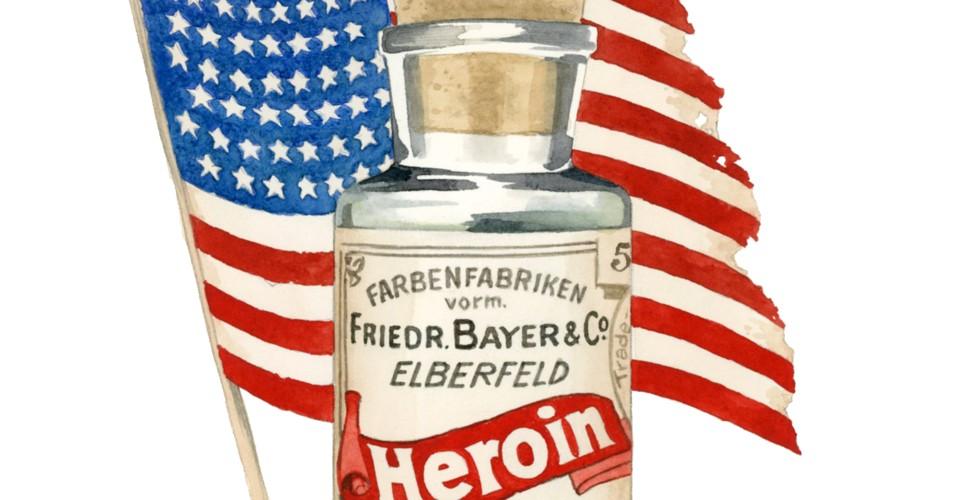 Sears, Roebuck Once Sold Bayer Heroin - The Atlantic