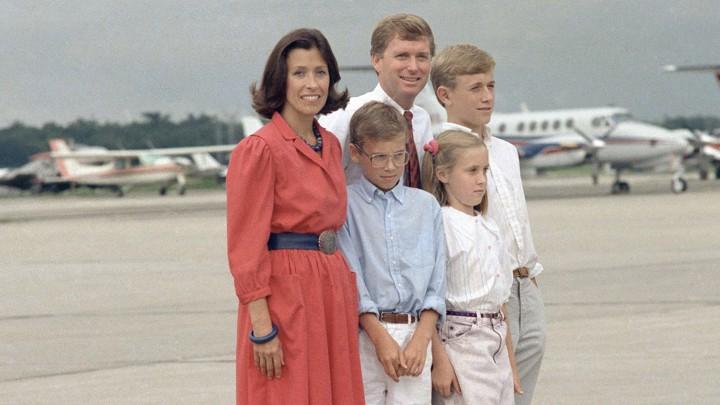 04921622 Dan Quayle Was Right About Single-Parent Families - The Atlantic