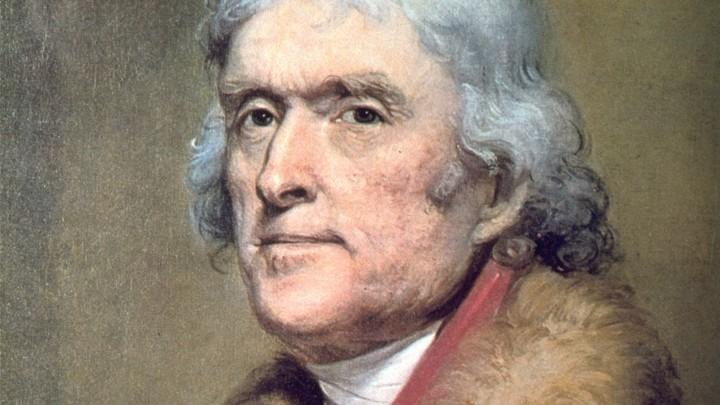 Thomas Jefferson: Radical and Racist - The Atlantic