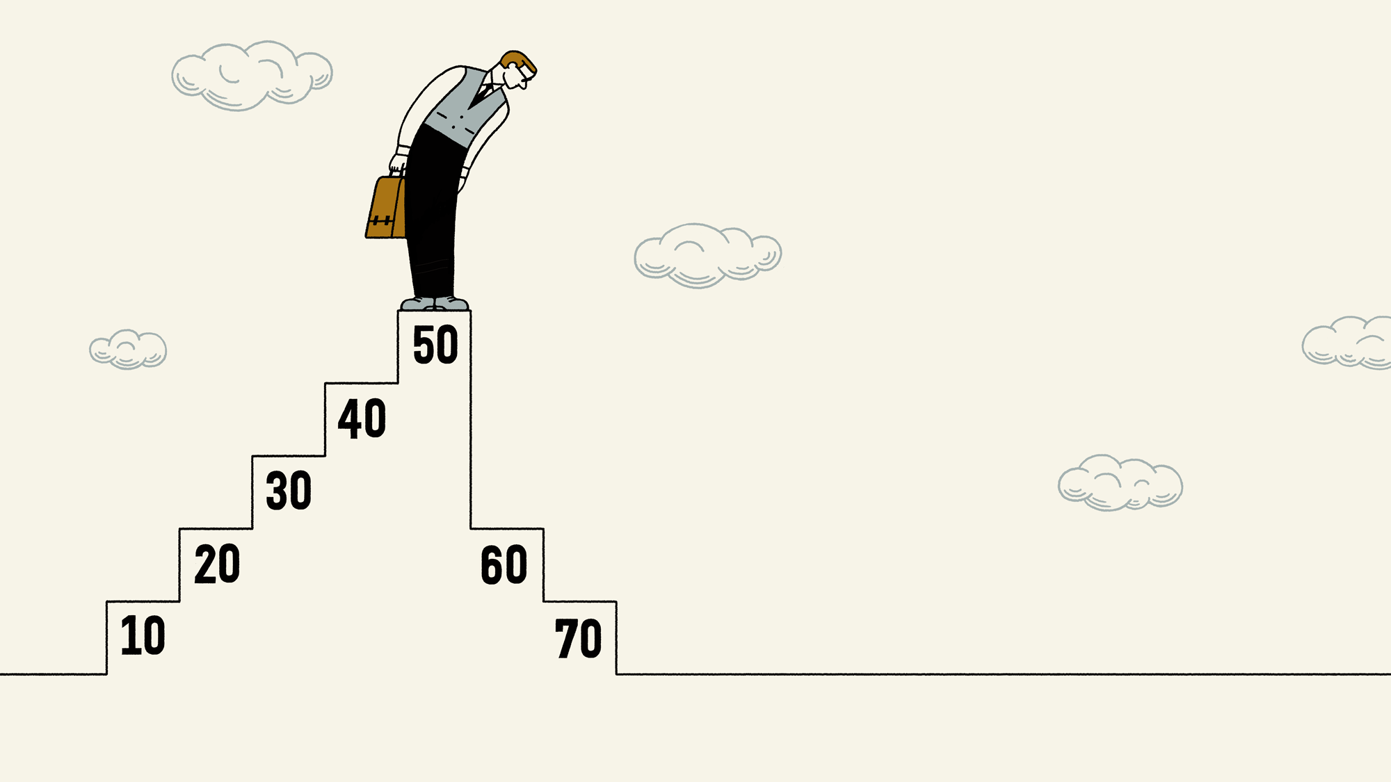 Your Work Peak Is Earlier Than You Think - The Atlantic