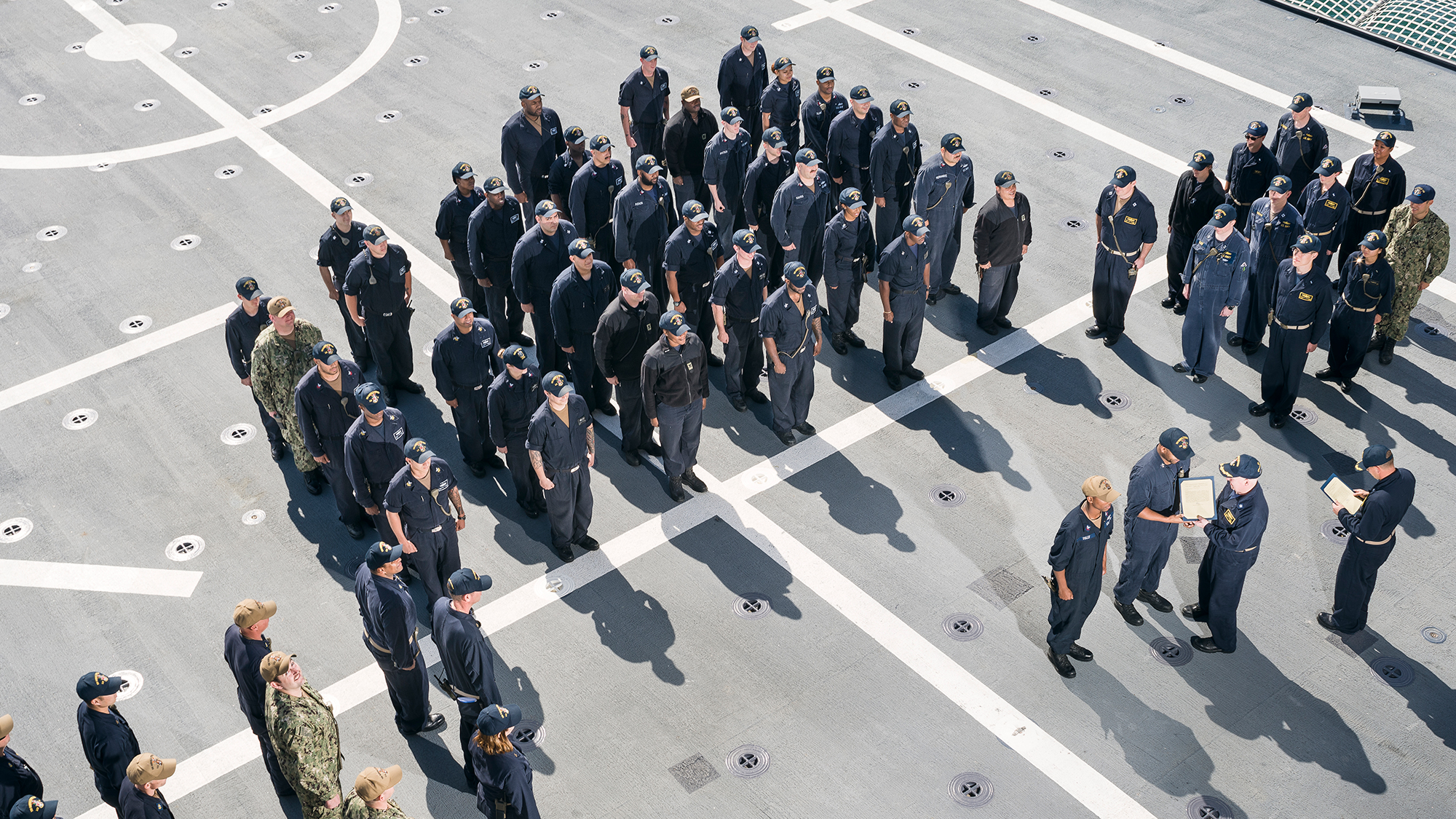 The Navy S Uss Gabrielle Giffords And The Future Of Work The Atlantic