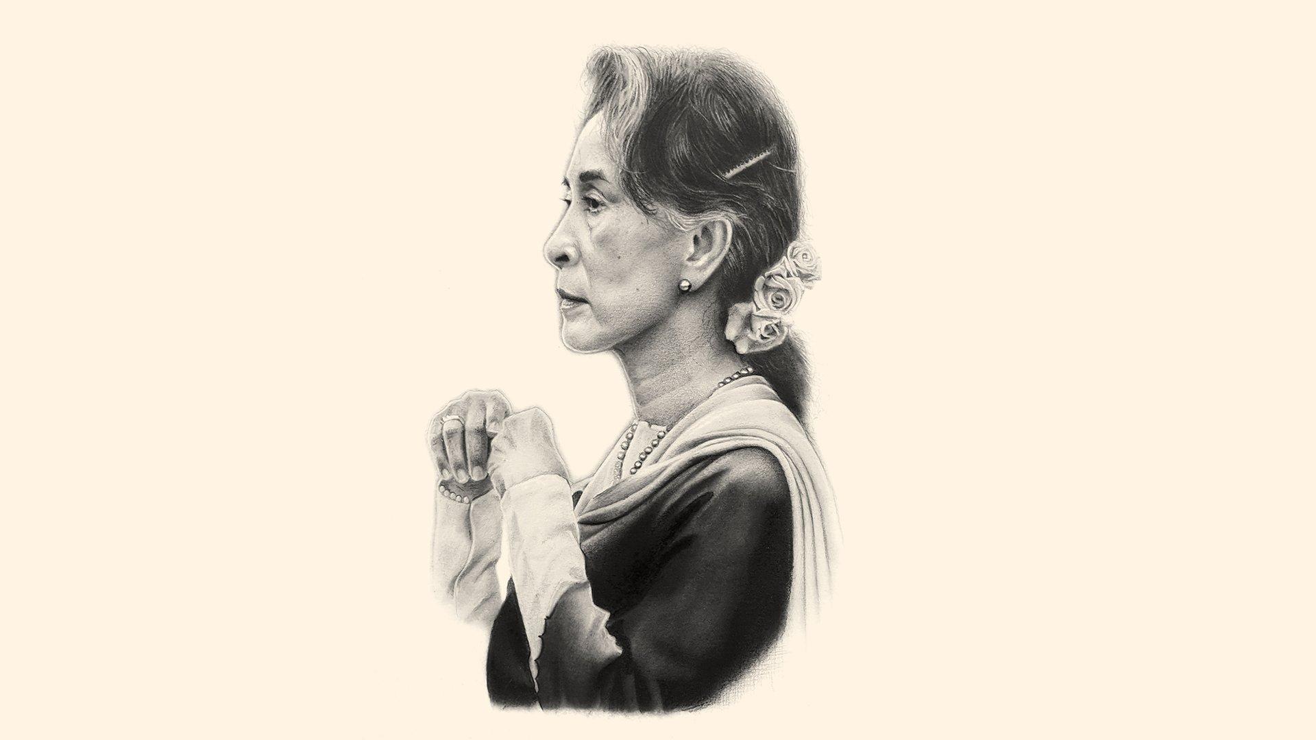 Aung San Suu Kyi and the Future of Myanmar - The Atlantic