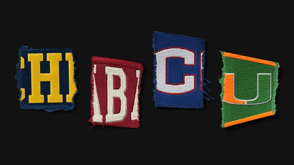 """Patches spell out """"HBCU."""""""