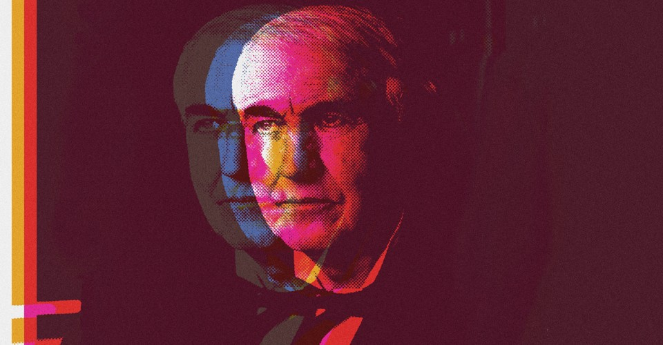 The Many Contradictions of Thomas Edison