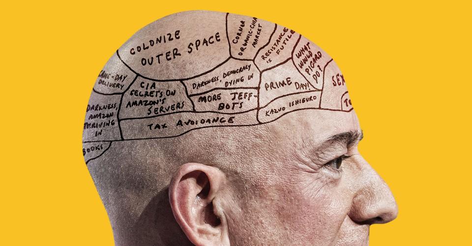 Jeff Bezos's Master Plan