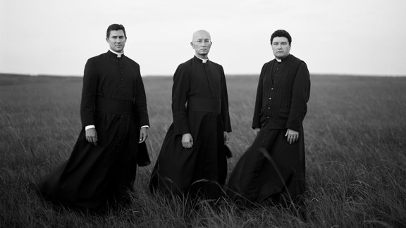 Priests of the Society of St. Pius X