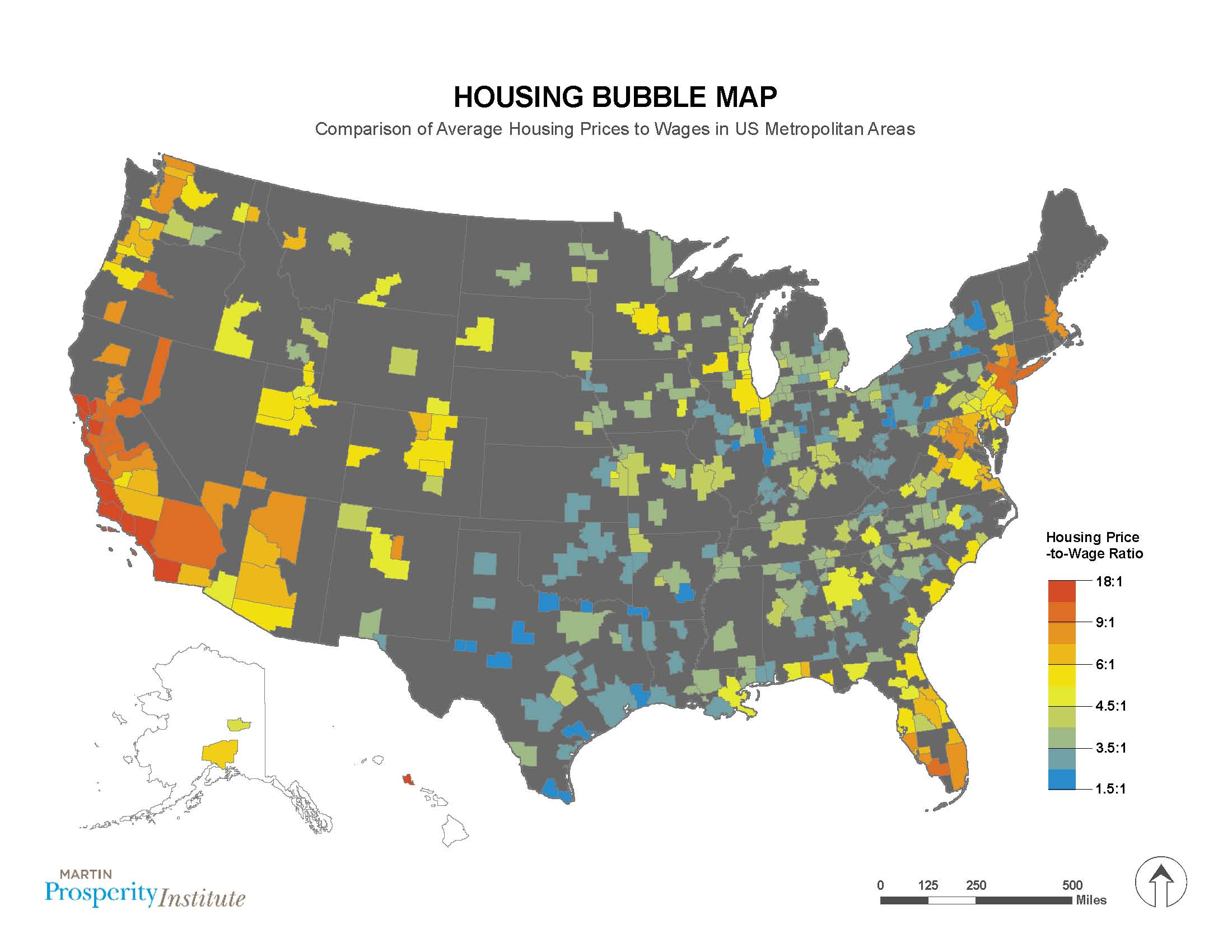 Bubble Cities - The Atlantic on unemployment rate map, transportation map, las vegas nevada map, value map, health care map, home prices map, average heating for the united states map, subang bestari map, amenities map, poverty map, real estate map,