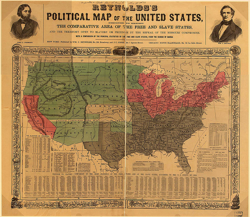 Free States and Slave States