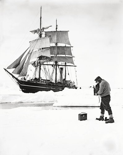 The Lost Photographs of Captain Scott': 100 Years of Polar