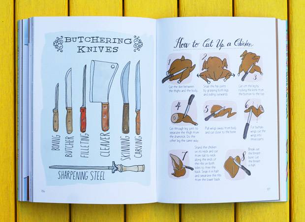 Farm Anatomy\': Julia Rothman\'s Illustrated Guide to Country Life ...